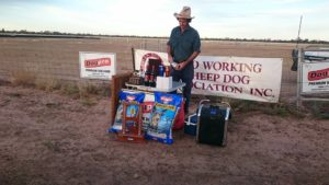 Trophy Table and Sponsor Dog Pro